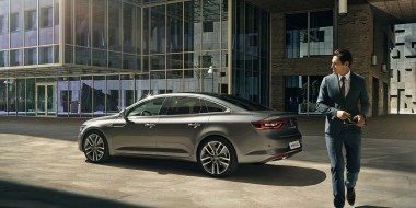 Nieuw: Speciale 'proefrit-on-demand' service voor Renault Talisman