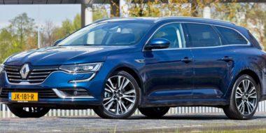 Renault Talisman Estate: vanaf juni leverbaar bij VKV Renault