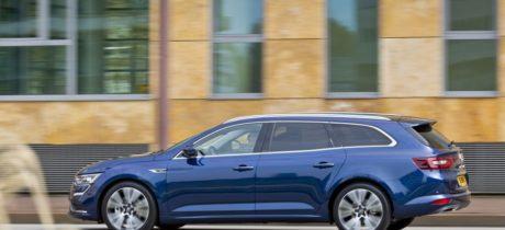 Nederlands debuut Renault Talisman Estate op Fleetmanagement event 24 mei