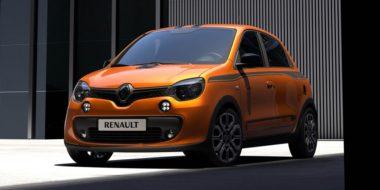 Nieuwe Renault Twingo GT biedt maximaal rijplezier