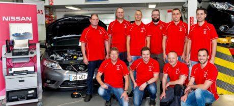 VKV-technicus strijdt om titel 'beste autotechnicus van Europa'