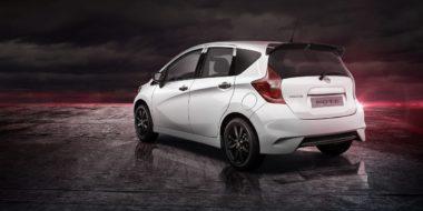 Nissan NOTE nu verkrijgbaar in Black Edition