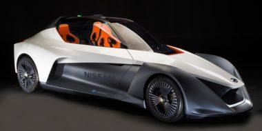 Nissan BladeGlider toonbeeld van modernste slimme mobiliteit