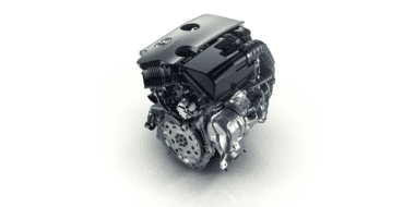 INFINITI presenteert VC-Turbo motor