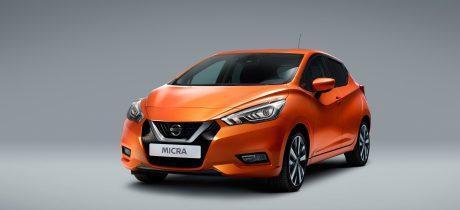 Nissan springt toekomst tegemoet met compleet nieuwe Micra