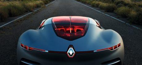 Renault op de Autosalon van Parijs 2016