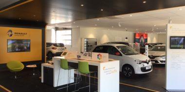VKV Groep opent 3e nieuwe Renault Store in 2 maanden