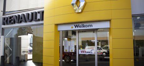 Opening nieuwe Renault Store VKV Waalwijk