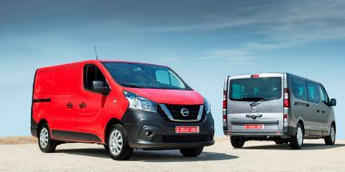 Nissan NV300 maakt werelddebuut op IAA Hannover