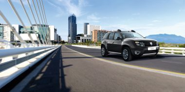 Dacia introduceert de Série Limitée Duster Blackshadow