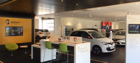 Opening nieuwe Renault Store VKV Spijkenisse