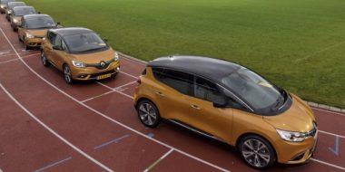 Nieuwe Renault SCENIC staat in de showroom!
