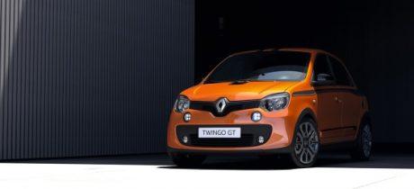 VKV Renault presenteert de Twingo GT