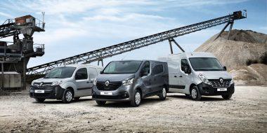 Nu 20% korting op een Renault bedrijfswagen én €100 Advanza tegoed