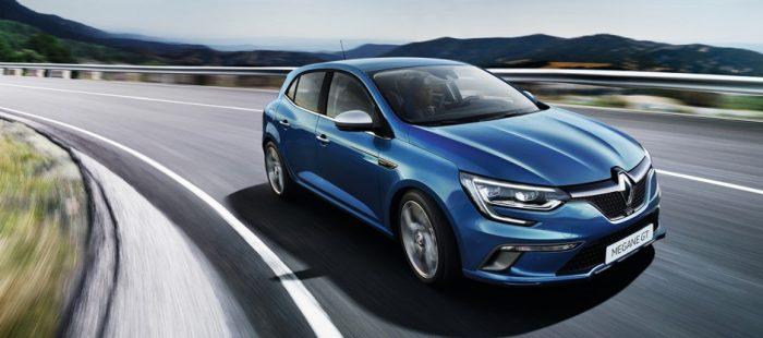 Renault Mégane lease