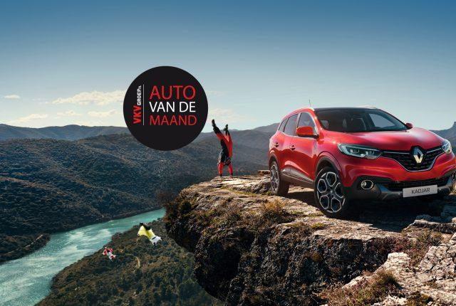 Stop watching… en doe veilig je boodschappen met de Renault Kadjar