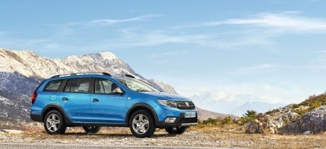 Dacia introduceert nieuwe Logan MCV Stepway