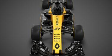 Renault Sport Formula One Team presenteert R.S.17
