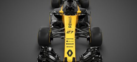 Renault Sport Formula One Team presenteert R.S.17