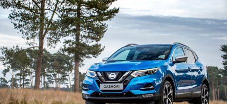 Nissan presenteert nieuwe QASHQAI in Genève