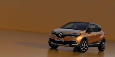 Nieuwe Renault Captur, met extra allure