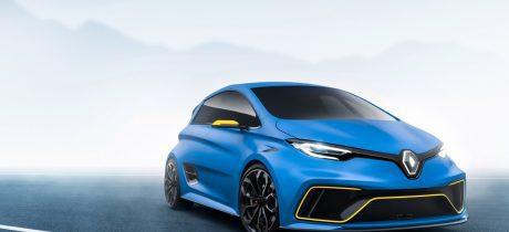 Renault op de Autosalon van Genève 2017