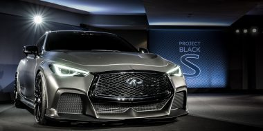 INFINITI onthult Project Black S