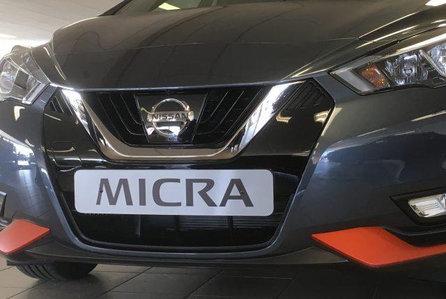 Shakespeare en de nieuwe Nissan MICRA