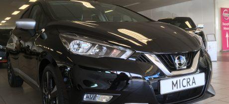 Nieuwe MICRA nu in de showroom bij VKV Nissan