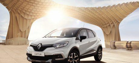 Prijzen nieuwe Renault Captur