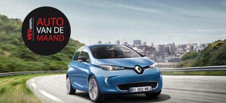 Renault ZOE | VKV Auto van de Maand