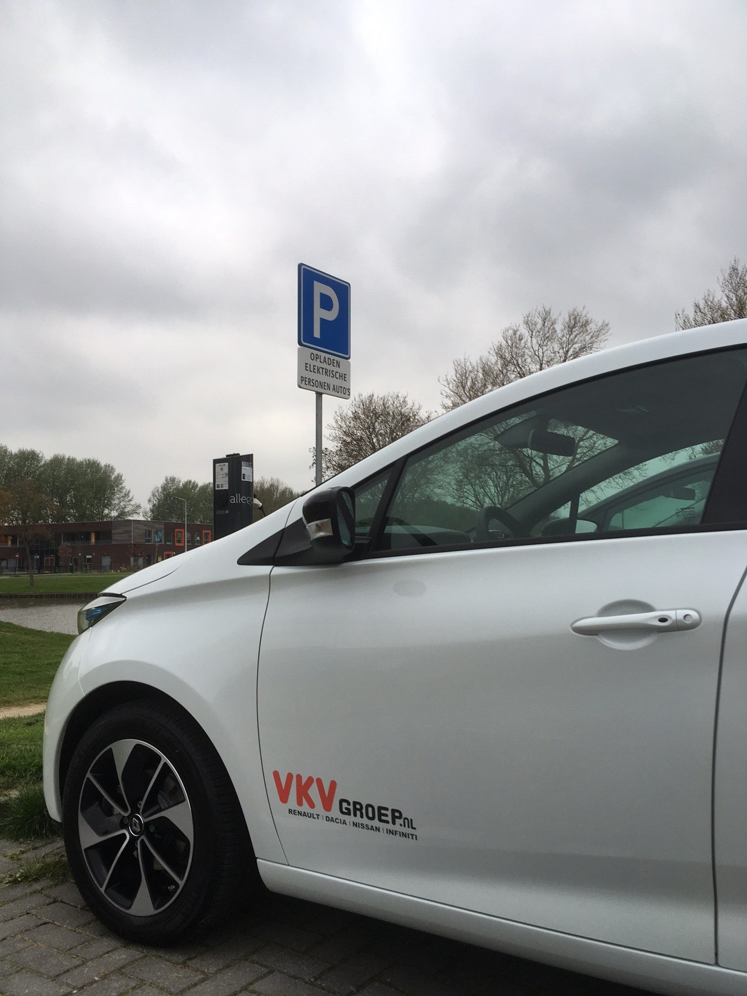 Die Renault Zoe Hoe Rijdt Dat Nou Vkv Groep
