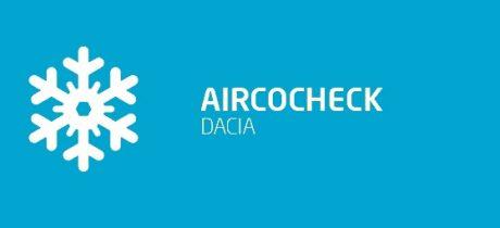 GRATIS Dacia Airco Check