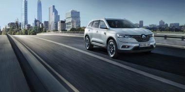 Nieuwe Renault Koleos vanaf juni in de showroom