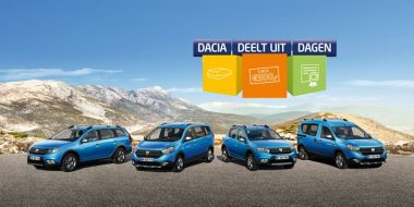 Dacia Deelt Uit Dagen