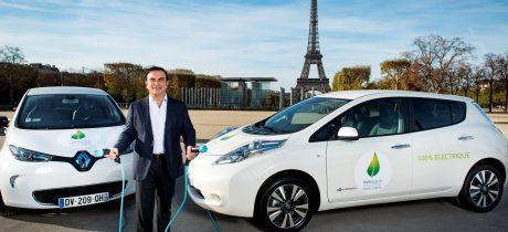 Wie is de grootste fabrikant van elektrische auto's?