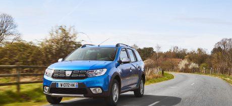 Nieuwe Dacia Logan MCV Stepway bij VKV gearriveerd
