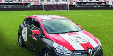 Trotse partner van Sparta Rotterdam