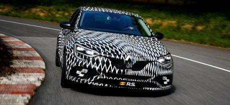 Sneak preview nieuwe Renault Mégane R.S. tijdens Monaco F1 Grand Prix