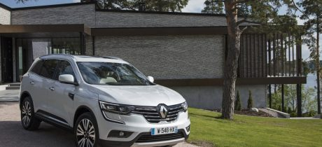 De nieuwe Renault Koleos vanaf nu bij VKV Renault