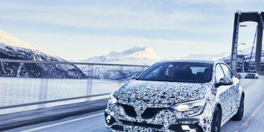 Nieuwe Renault Mégane R.S. met 4CONTROL vierwielbesturing en keuze uit twee chassisvarianten
