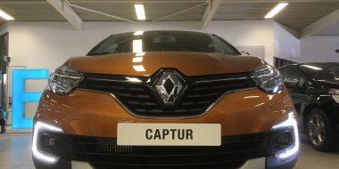 Wat is er nieuw aan de nieuwe Renault Captur?