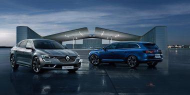 Subtiele modeljaar updates en nieuwe Série Signature Limousin voor Renault Talisman