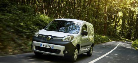Nieuwe Renault Kangoo Z.E.: boordevol innovaties