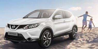 Gratis Nissan zomercheck en kans op zomercheque t.w.v. €2.000