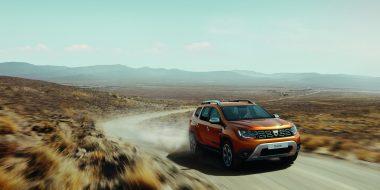Dacia presenteert nieuwe Duster