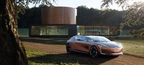 Autoshow van Frankfurt: Renault presenteert toekomstvisie
