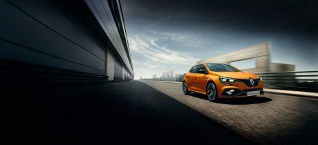 Renault presenteert nieuwe Mégane R.S.