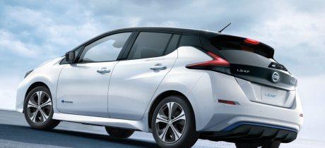 Nieuwe Nissan LEAF geeft elektrisch rijden een nieuwe lading