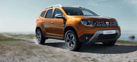 De nieuwe Dacia Duster